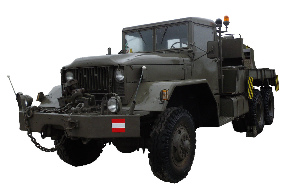 International Harvester M62 Recovery Vehicle